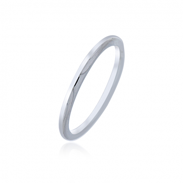 Sterling Silver Ring by Onatah Stacks